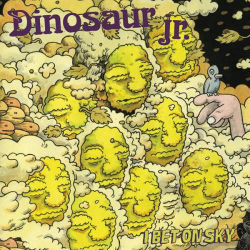 DINOSAUR JR - I Bet On Sky  (Vinyle neuf/New LP)