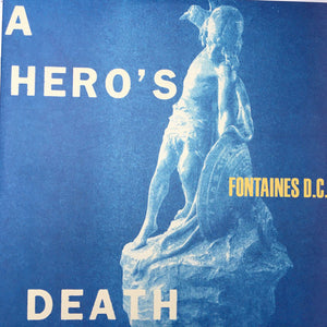 FONTAINES D.C. - A Hero's Death 2XLP (Vinyle neuf/New LP)