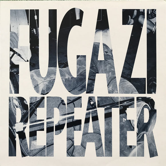 FUGAZI - Repeater (vinyle/LP)