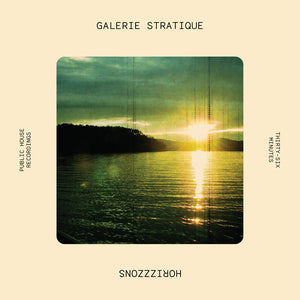 GALERIE STRATIQUE - Horizzons (Vinyle neuf/New LP)