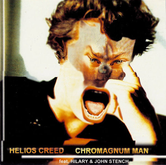 Helios Creed - Chromagnum Man (CD neuf)