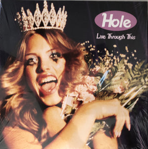 HOLE - Live Through This (Vinyle neuf/New LP)