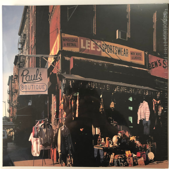 BEASTIE BOYS -Paul's Boutique  (Vinyle neuf/New LP)