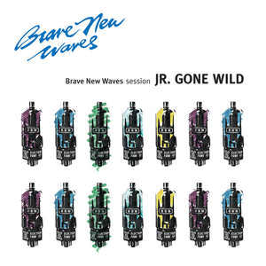 JR. GONE WILD - Brave New Waves Session (Vinyle jaune) (Vinyle neuf/New LP)