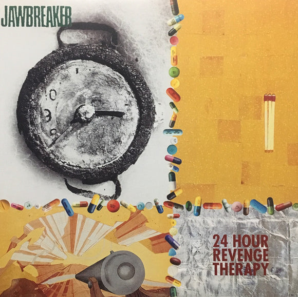 JAWBREAKER - 24 Hour Revenge Therapy (Vinyle neuf/New LP)