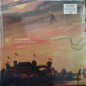 JETS TO BRAZIL - Perfecting Loneliness Indie Shop Edition 2xLP (Vinyle neuf/New LP)