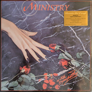 MINISTRY - With Sympathy (Vinyle Ccouleur) (Vinyle neuf/New LP)