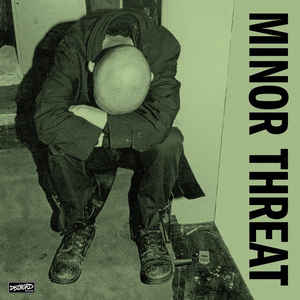 MINOR THREAT - Minor Threat (Vinyle neuf/New LP)