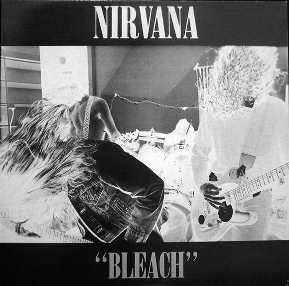 NIRVANA - Bleach (Vinyle neuf/New LP)