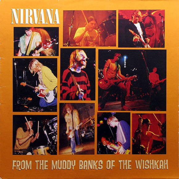NIRVANA - From the Muddy Bank of Wishka 2xLP (Vinyle neuf/New LP)