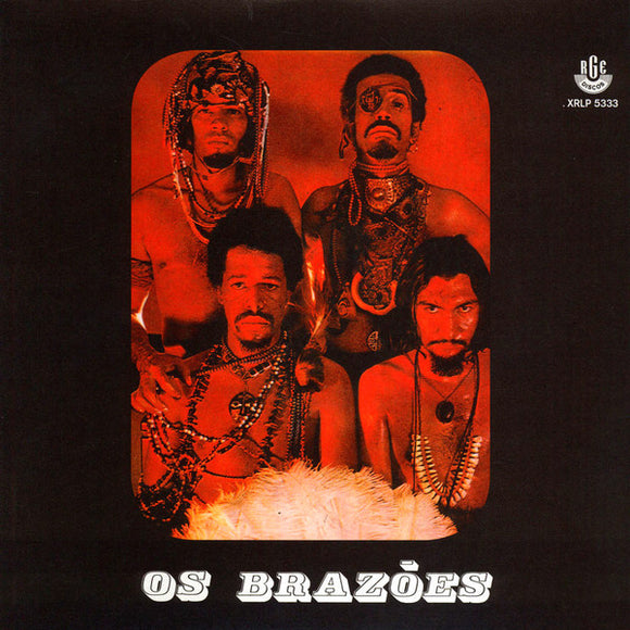 OS BRAZOES - Os Brazoes (Vinyle neuf/New LP)