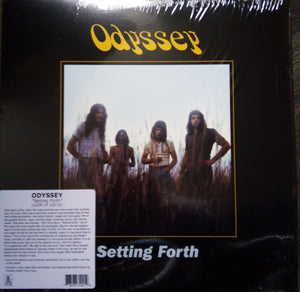 ODYSSEY - Setting Forth (Vinyle neuf/New LP)