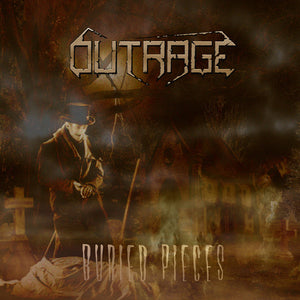OUTRAGE - Buried Pieces (Vinyle neuf/New LP)