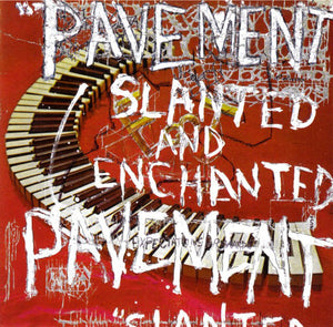 PAVEMENT - Slanted and Enchanted (vinyle/LP)