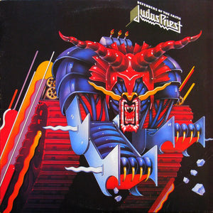 JUDAS PRIEST - Defenders of the Faith (vinyle/LP)