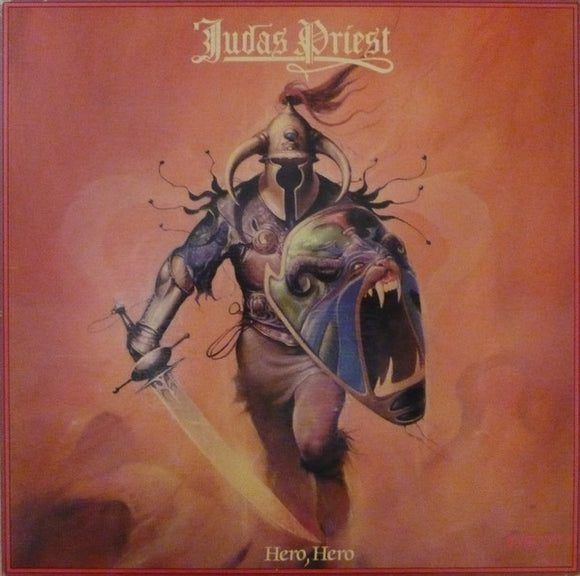 JUDAS PRIEST - Hero, hero 2XLP (vinyle/LP)