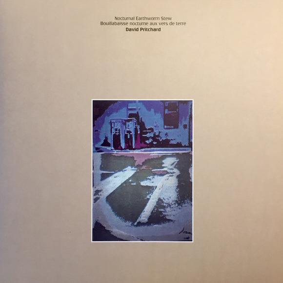DAVID PRITCHARD - Nocturnal Earthworm Stew 2xLP ((Vinyle neuf/New LP)