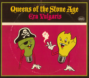 "QUEENS OF THE STONE AGE - Era Vulgaris 3x10"" (Vinyle neuf/New LP)"