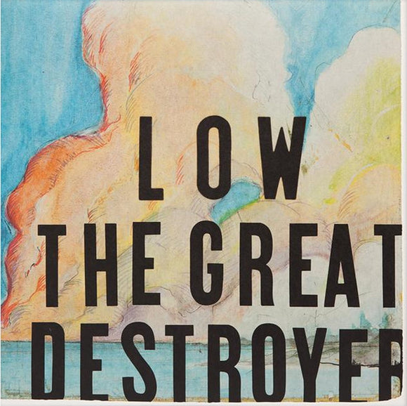 LOW - The Great Destroyer (Vinyle neuf/New LP)