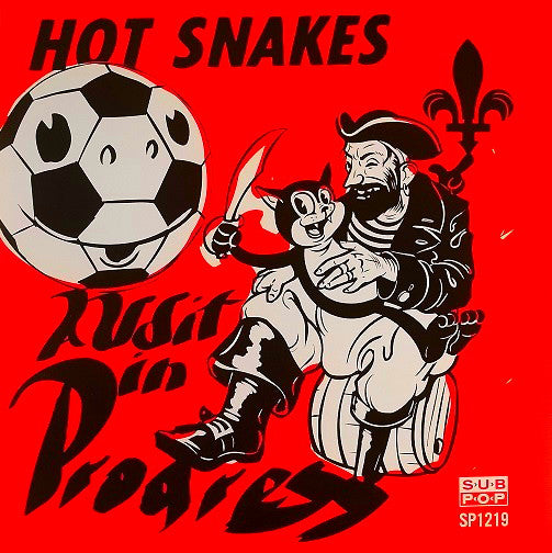 Copy of HOT SNAKES - Suicide Invoice (Vinyle neuf/New LP)
