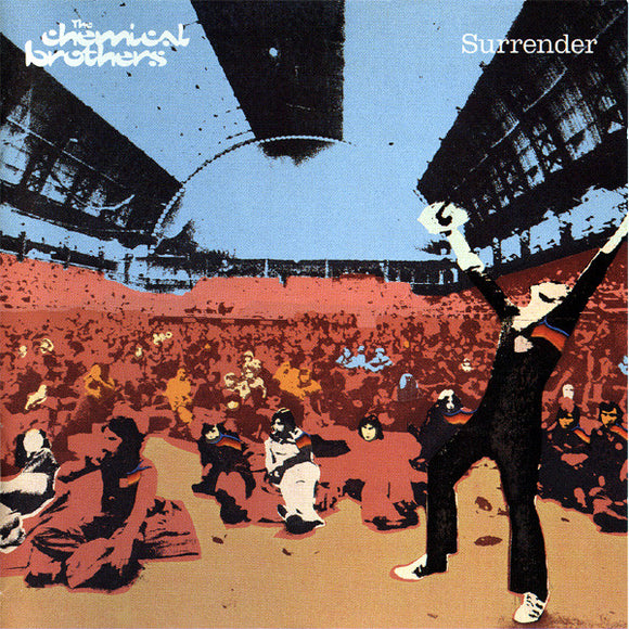 THE CHEMICAL BROTHERS - Surrender (Vinyle neuf/New LP)