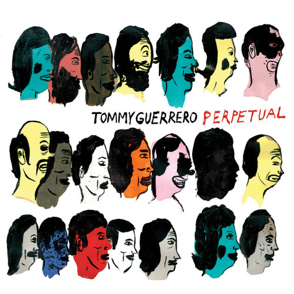 TOMMY GUERRERO - Perpetual (Vinyle neuf/New LP)
