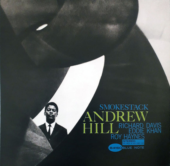 HILL, ANDREW ‎– Smokestack (Vinyle neuf/New LP)