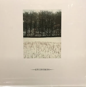 "JOY DIVISION - Atmospheres 12"" (Vinyle neuf/New LP)"