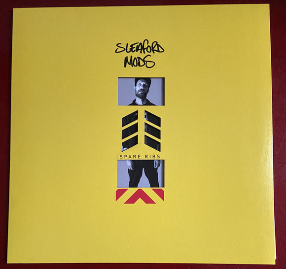 SLEAFORD MODS - Spare Ribs (Vinyle neuf/New LP)