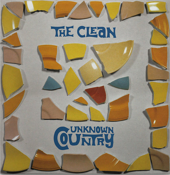 THE CLEAN - Unknown Country (Vinyle neuf/New LP)