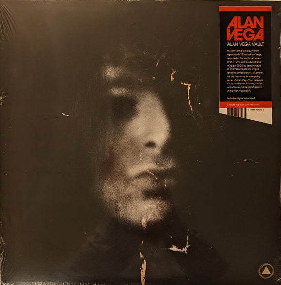 ALAN VEGA - Mutator (Vinyle neuf/New LP)