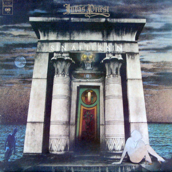 JUDAS PRIEST - Sin After Sin (vinyle usagé/Used LP)