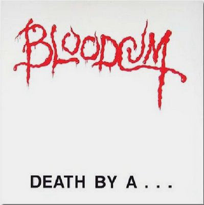 BLOODCUM - Death By A... (vinyle usagé/Used LP)