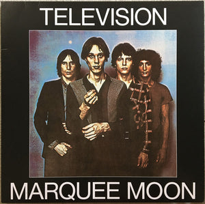 TELEVISION - Marquee Moon (Vinyle neuf/New LP)