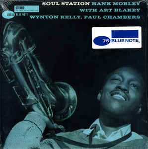 HANK MOBLEY - Soul Station (Vinyle neuf/New LP)