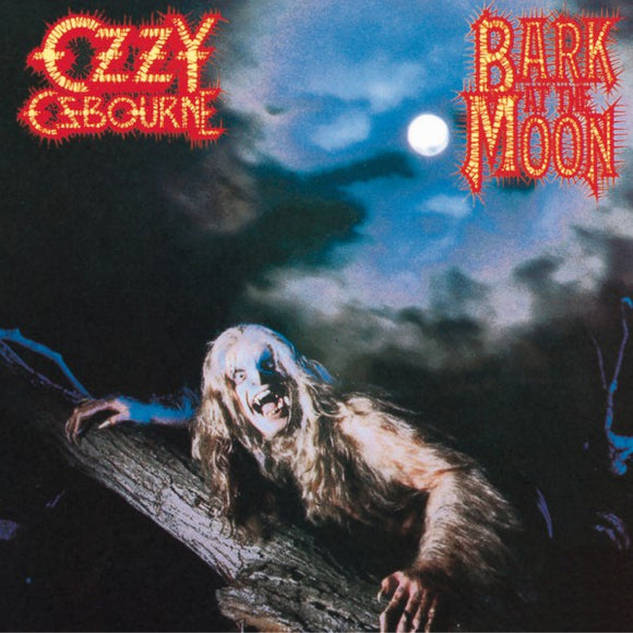 OZZY OSBOURNE - Bark At The Moon (vinyle usagé/Used LP)