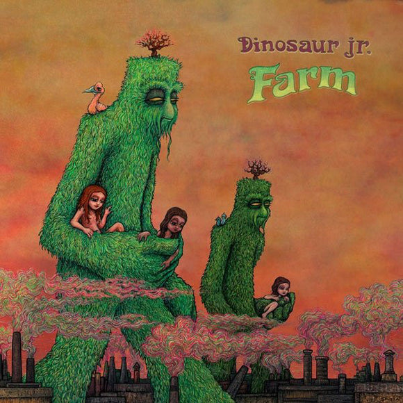 DINOSAUR JR - The Farm 2XLP  (Vinyle neuf/New LP)