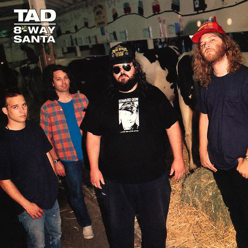 TAD - 8-Way Santa (Vinyle neuf/New LP)