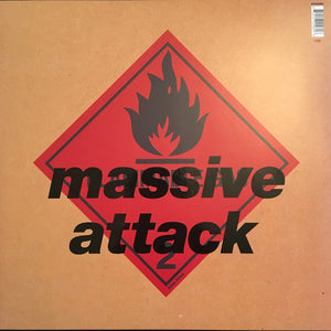 MASSIVE ATTACK - Blue Line (Vinyle neuf/New LP)