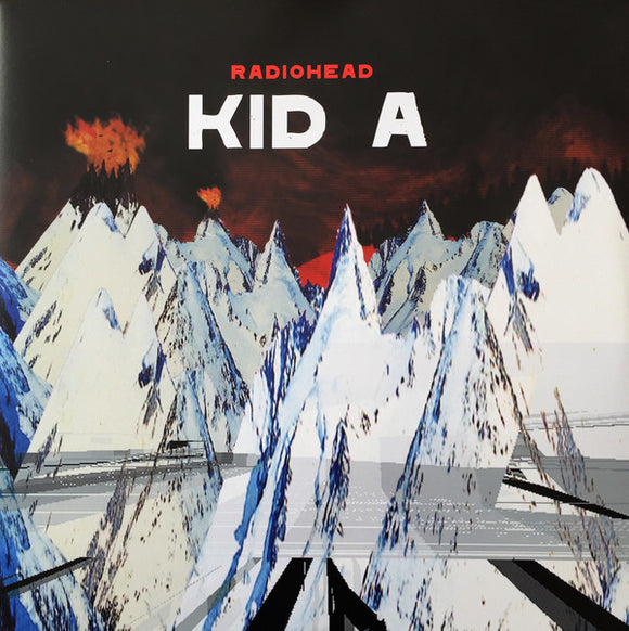 RADIOHEAD - Kid A 2XLP (Vinyle neuf/New LP)