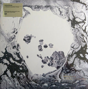 RADIOHEAD - A Moon Shaped Pool - vinyle blanc (Vinyle neuf/New LP)
