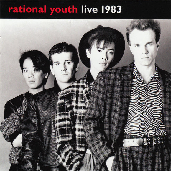 Rational Youth - Live 1983 (2xCD neuf)