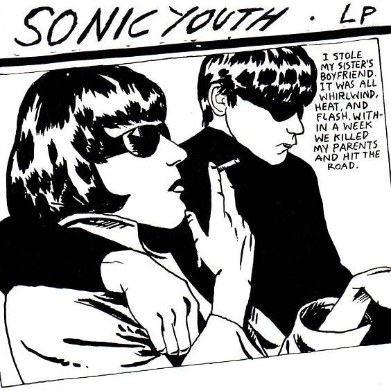 SONIC YOUTH  - Goo (Vinyle neuf/New LP)