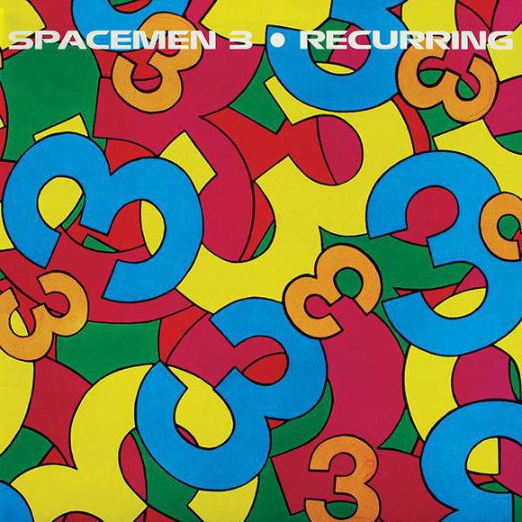 SPACEMEN 3 - Recurring (Vinyle neuf/New LP)