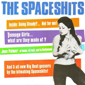 The Spaceshits - More Abuse 7""