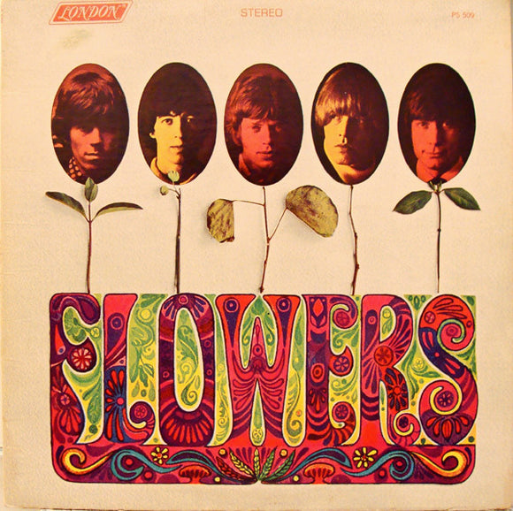 ROLLING STONES, THE - Flowers (vinyle usagé/Used LP)