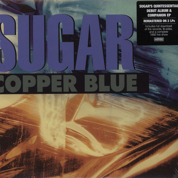 SUGAR  - Copper Blue/Beaster 2XLP (Vinyle neuf/New LP)