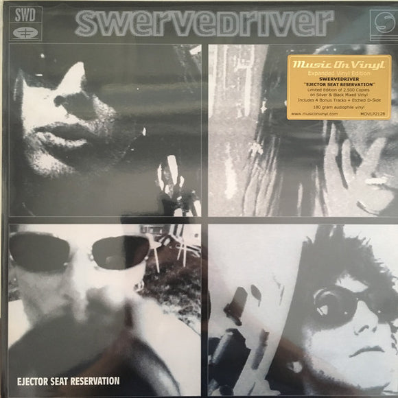SWERVEDRIVER - Ejector Seat Reservation (Vinyle neuf/New LP)