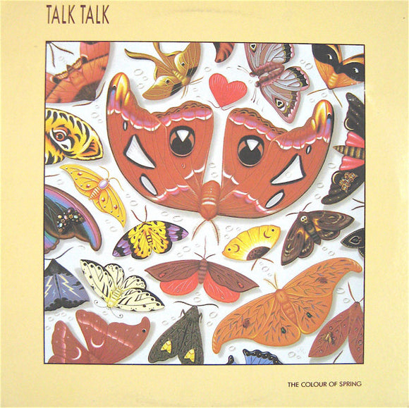 TALK TALK - The Color of Spring (vinyle usagé/Used LP)