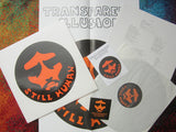 TRANSPARENT ILLUSION - Still Human vinyle / LP